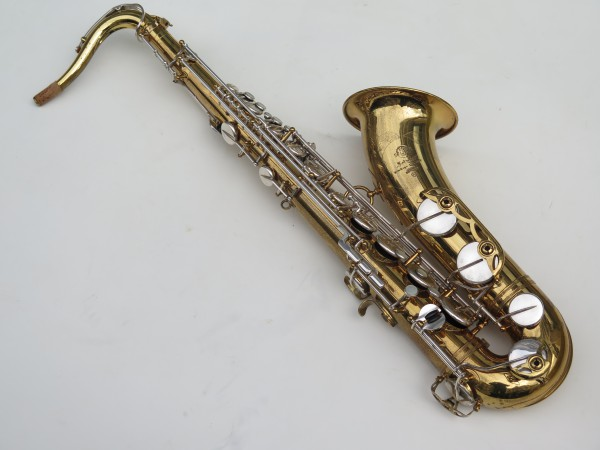Saxophone ténor Selmer Mark 6 permagold (11)
