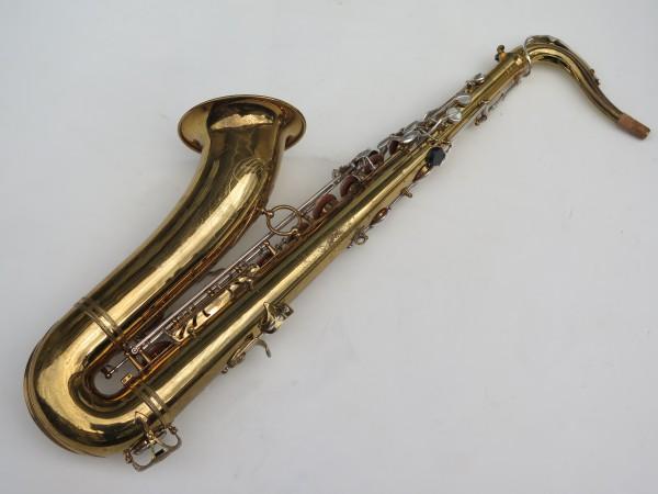 Saxophone ténor Selmer Mark 6 permagold (12)