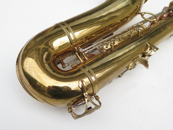 Saxophone ténor Selmer Mark 6 permagold (13)