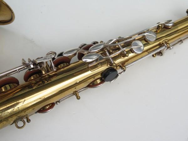 Saxophone ténor Selmer Mark 6 permagold (2)