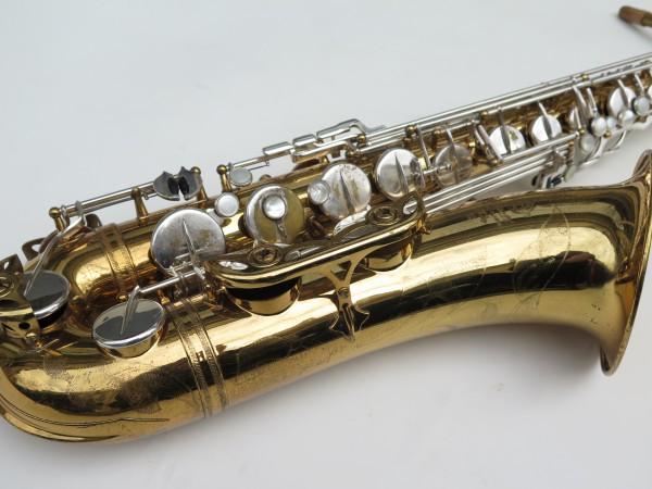 Saxophone ténor Selmer Mark 6 permagold (3)