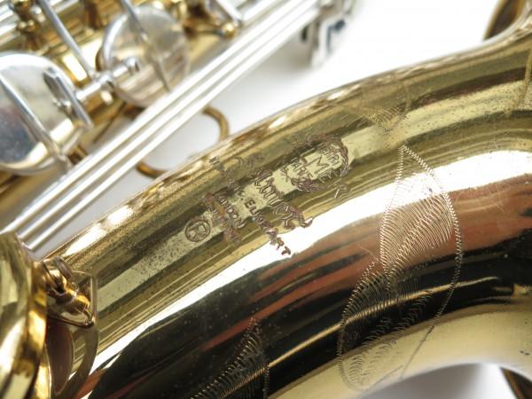 Saxophone ténor Selmer Mark 6 permagold (4)