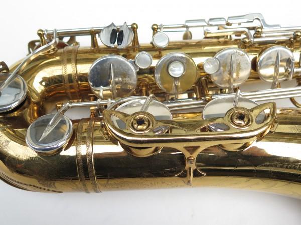 Saxophone ténor Selmer Mark 6 permagold (5)