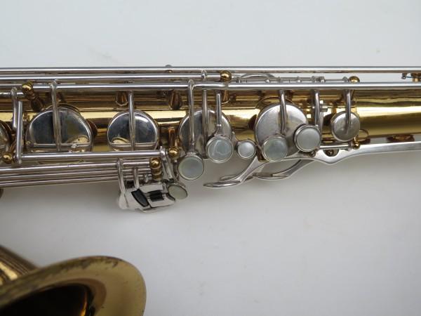 Saxophone ténor Selmer Mark 6 permagold (6)