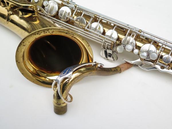 Saxophone ténor Selmer Mark 6 permagold (7)
