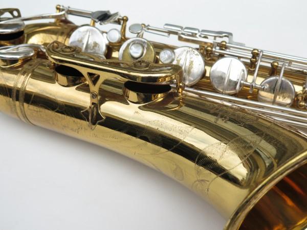 Saxophone ténor Selmer Mark 6 permagold (8)