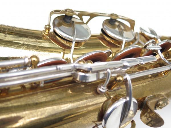Saxophone ténor Selmer Mark 6 permagold (9)