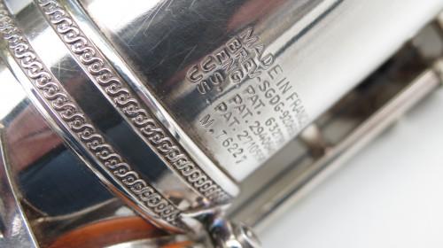 Saxophone tenor Selmer Mark 6 argenté (1)