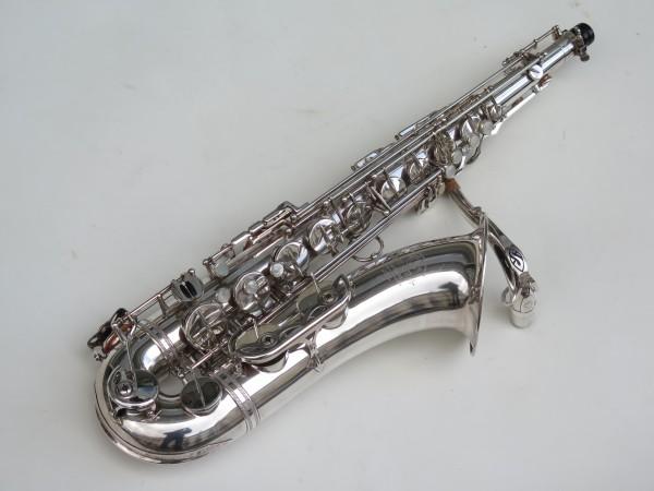 Saxophone tenor Selmer Mark 6 argenté (2)