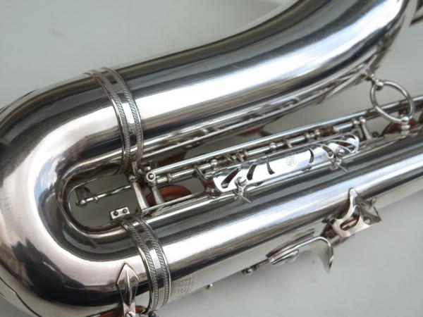 Saxophone tenor Selmer Mark 6 argenté (7)