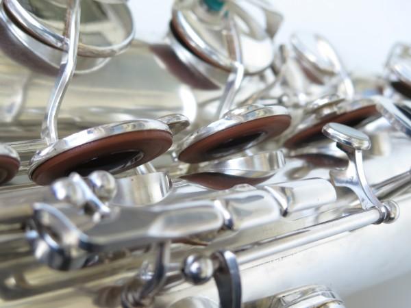 Sax ténor Selmer mark 6 argenté (3)