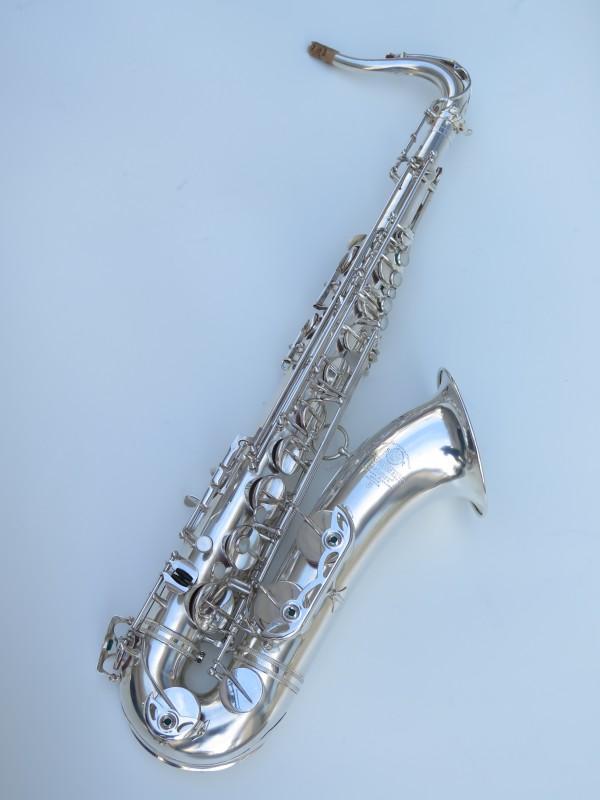 Sax ténor Selmer mark 6 argenté (6)