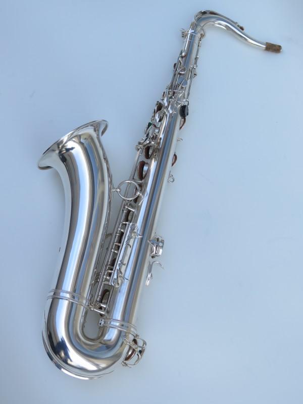 Sax ténor Selmer mark 6 argenté (7)