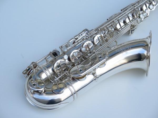 Sax ténor Selmer mark 6 argenté (8)