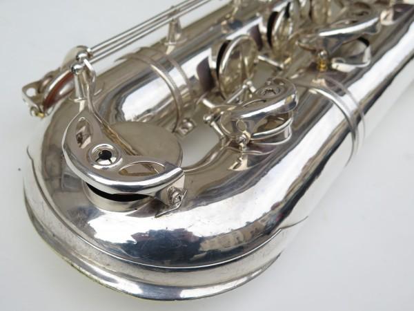 Saxophone baryton Selmer Super balanced action argenté (12)