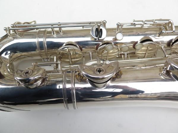 Saxophone baryton Selmer Super balanced action argenté (2)