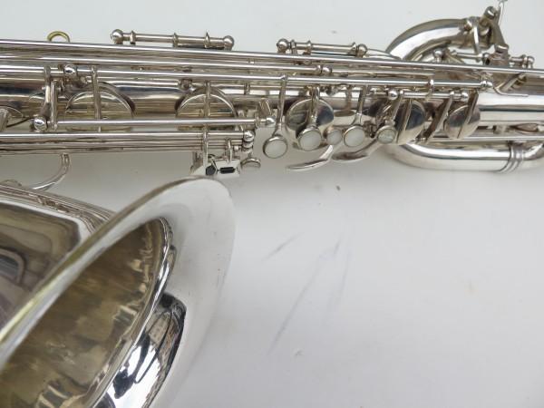 Saxophone baryton Selmer Super balanced action argenté (3)