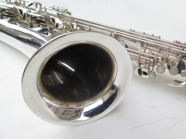Saxophone baryton Selmer Super balanced action argenté (4)