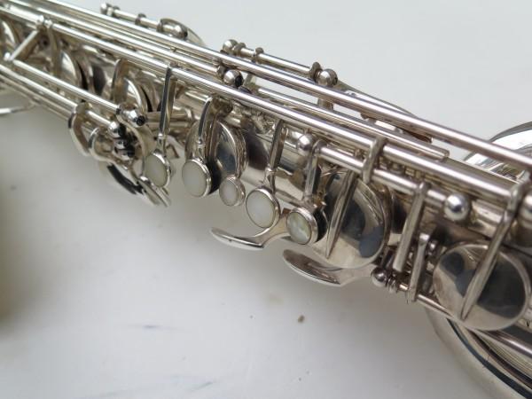 Saxophone baryton Selmer Super balanced action argenté (5)