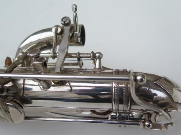Saxophone baryton Selmer Super balanced action argenté (6)