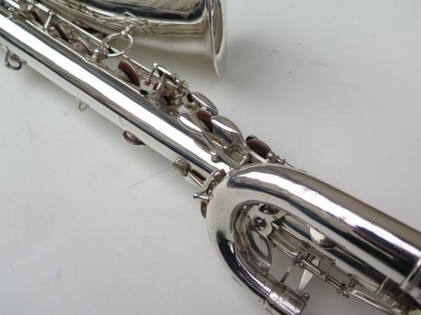 Saxophone baryton Selmer Super balanced action argenté (7)