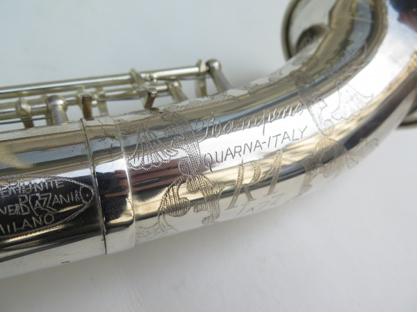 Saxophone soprano Rampone saxello R1 (1)
