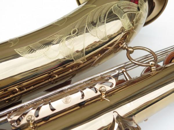 Saxophone ténor Selmer mark 6 verni clétage argenté (13)