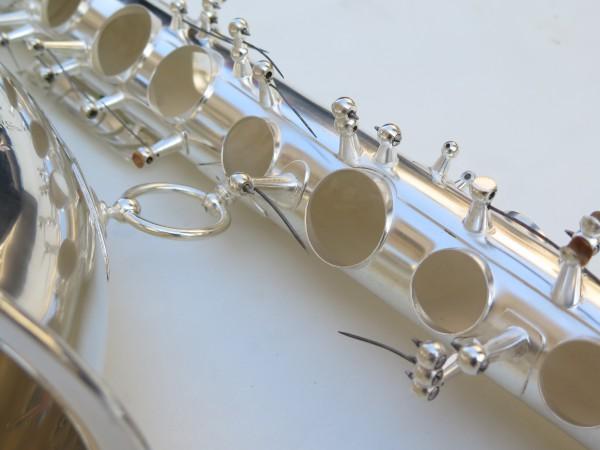 Saxophone tenor Selmer mark 6 argenté (3)