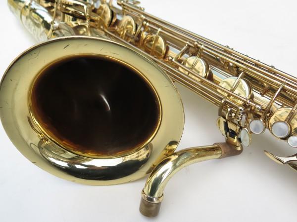 Saxophone baryton Selmer Mark 6 verni gravé (6)