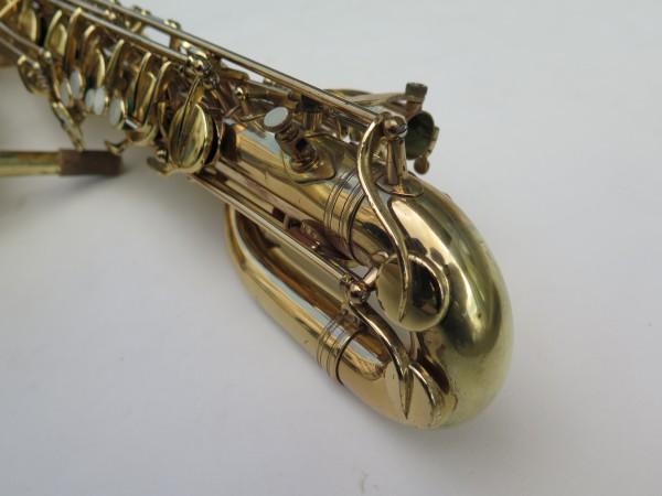 Saxophone baryton Selmer Mark 6 verni gravé (7)
