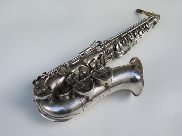 Saxophone alto Antoine Courtois argenté (2)