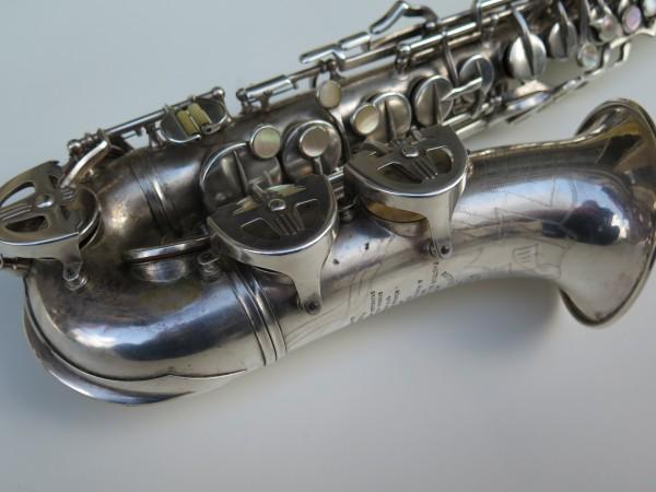 Saxophone alto Antoine Courtois argenté (4)