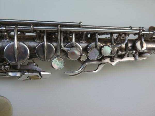 Saxophone alto Antoine Courtois argenté (5)