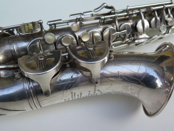 Saxophone alto Antoine Courtois argenté (7)