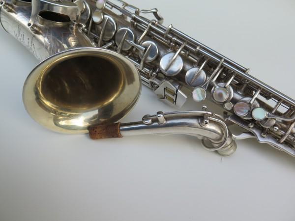 Saxophone alto Antoine Courtois argenté (8)