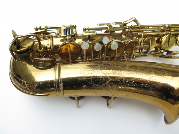 Saxophone alto Conn transitionnel 6M verni (10)
