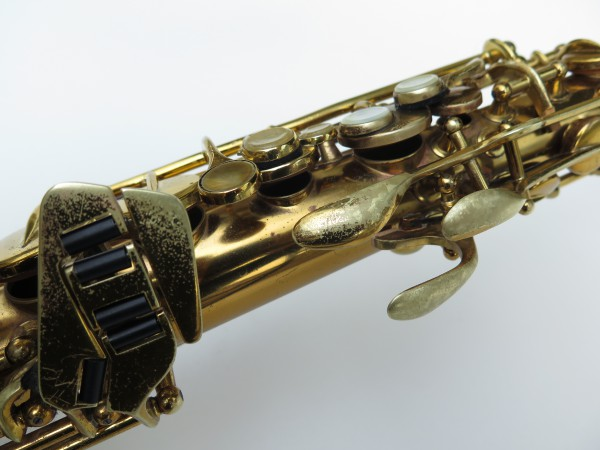 Saxophone alto Conn transitionnel 6M verni (2)