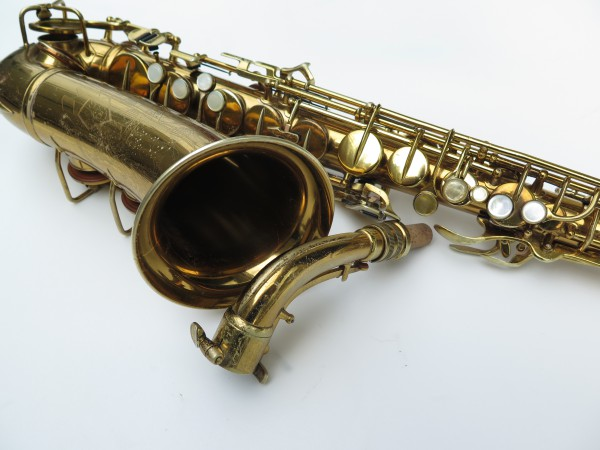 Saxophone alto Conn transitionnel 6M verni (3)