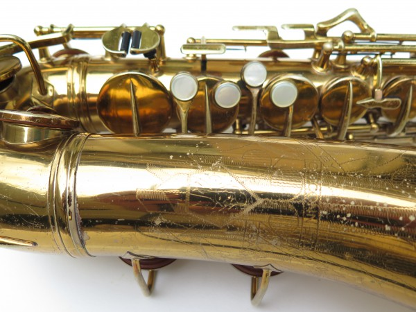 Saxophone alto Conn transitionnel 6M verni (4)