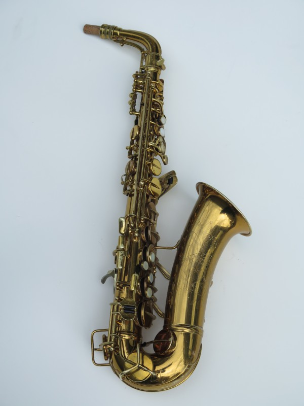 Saxophone alto Conn transitionnel 6M verni (5)
