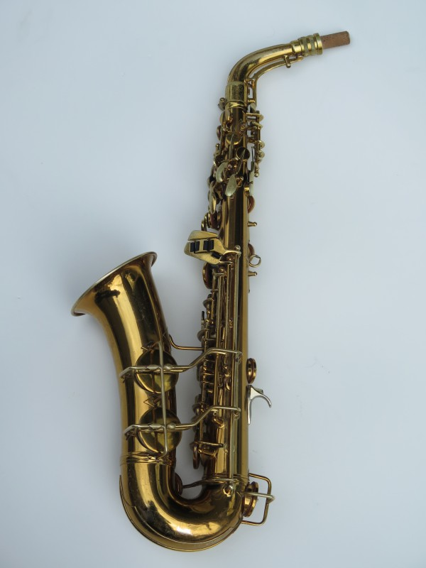 Saxophone alto Conn transitionnel 6M verni (6)