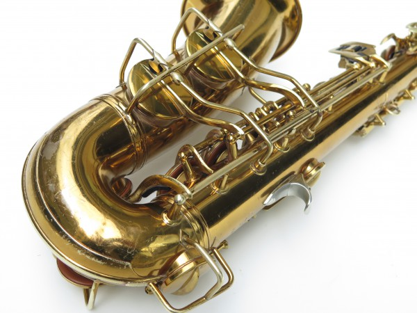 Saxophone alto Conn transitionnel 6M verni (7)