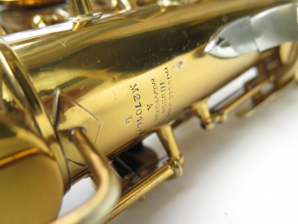 Saxophone alto Conn transitionnel 6M verni (8)