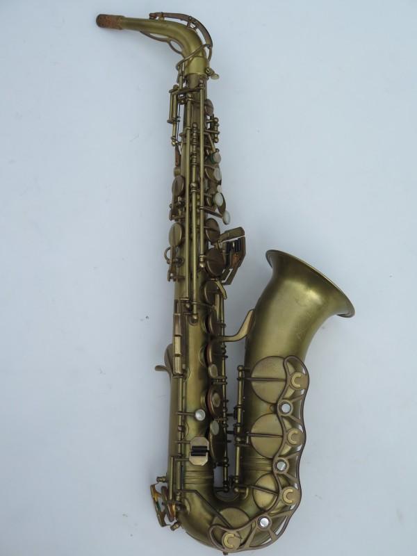 Saxophone alto Couesnon Monopole conservatoire (5)