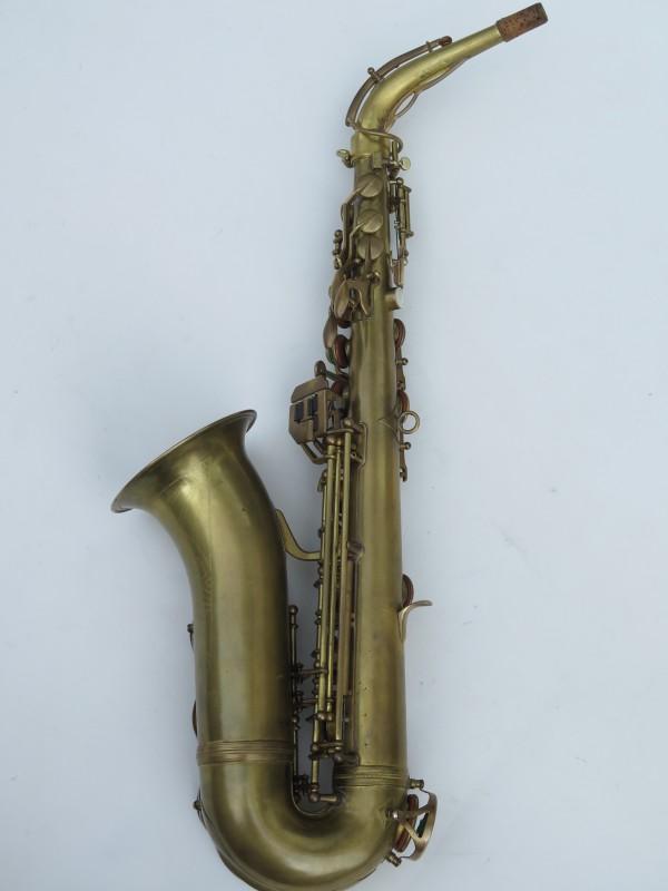 Saxophone alto Couesnon Monopole conservatoire (6)
