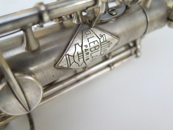 Saxophone alto Georges Leblanc semi-rationnel (6)