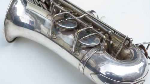 Saxophone alto SML Standard argenté (1)