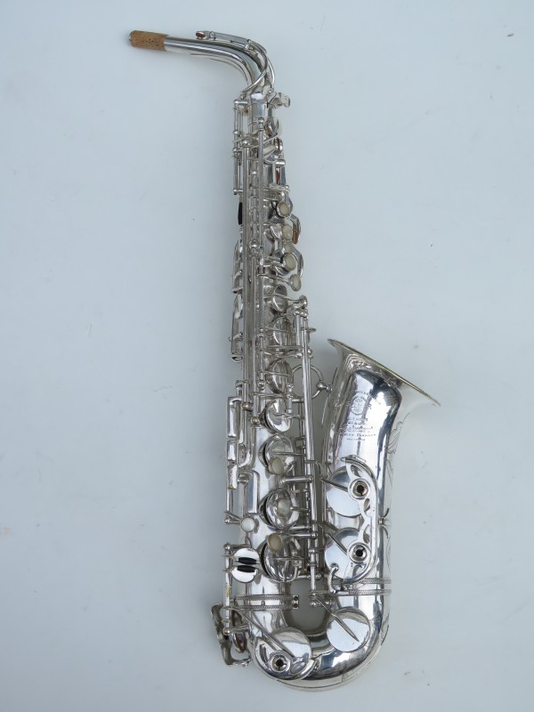 Saxophone alto Selmer Super Balanced Action argenté (13)