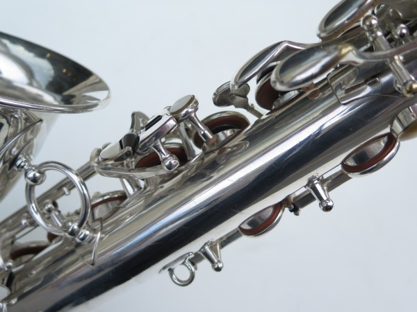 Saxophone alto Selmer Super Balanced Action argenté (9)