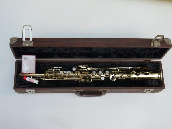 Saxophone soprano Selmer Mark 6 verni (3)
